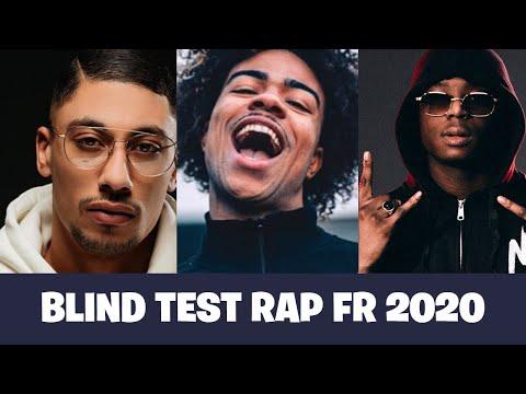 BLIND TEST RAP FR 2020 !