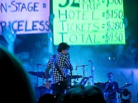 John Mayer - Dallas 9/4/10: Hurts So Good...