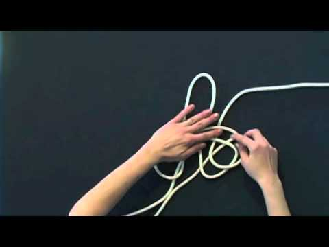How to Tie a Horse Rope Halter - Part 1