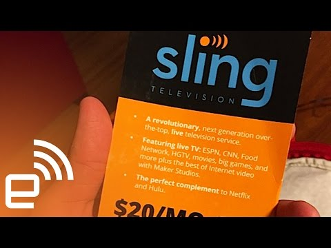 Preview: Sling TV   Engadget