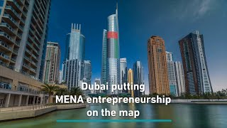 Why Dubai is a major leading destination for start-ups