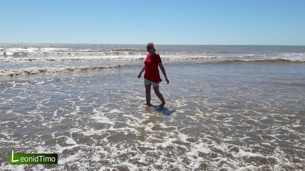 Как мы проводим наш отпуск на Море  (25.12.18) Аргентина.