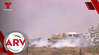 Incendios en Australia: Se estrella avión que luchaba contra las llamas | Al Rojo Vivo | Telemundo