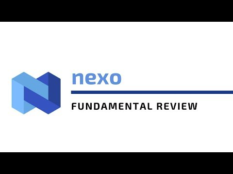 NEXO Coin Review | Crypto-Backed Loans