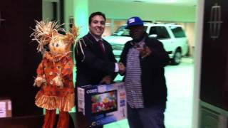 Ford Lincoln of Queens - Raffle Winner