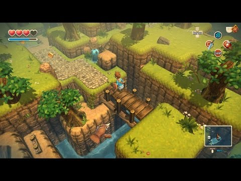 PS4 Review: Oceanhorn Monster Of Uncharted Seas