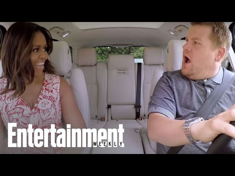James Corden On Carpool Karaoke: Why Singing Is Not Really The Key | PopFest | Entertainment Weekly