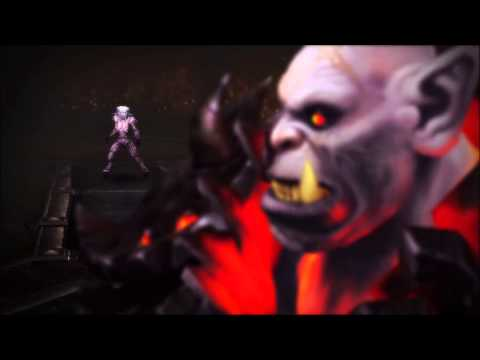 World of Warcraft WoD - Battle of Shatt - Yrel/Durotan vs Blackhand