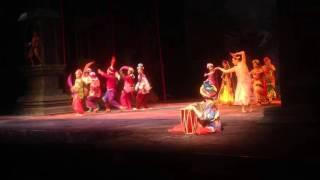 """Костя Раскатов - Мальчик Индус , Мюзикл """" Маугли """" , """" Театриум """" на Серпуховке . 2016 год."""