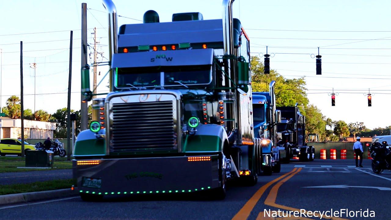 75 Chrome Shop >> 75 Chrome Shop Annual Truck Show Convoy Wildwood Florida