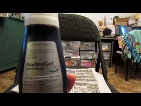 How to Get More Gel From Your AndroGel Bottle!