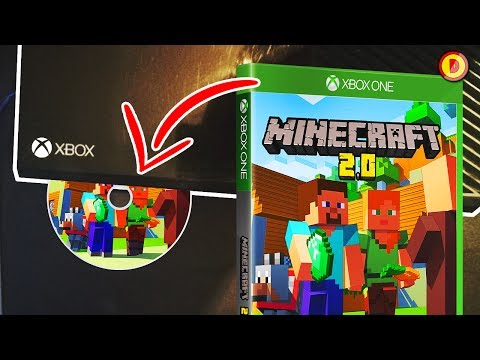 MINECRAFT 2! Playing MINECRAFT 2! (Ps3/Xbox360/PS4/XboxOne/WiiU)