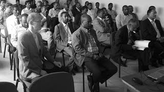 Addis Ababa University (AAU) professor's great speech during the recent EPRDF-called meeting of the