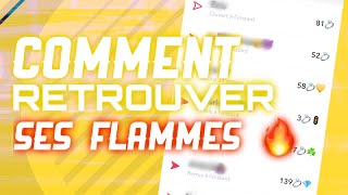 COMMENT RETROUVER SES FLAMMES SNAPCHAT ! (IOS/ANDROID/PC)
