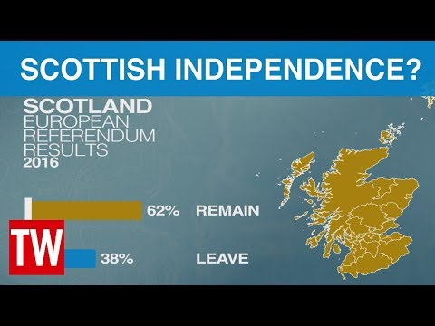 Will Brexit Prompt Scotland's Independence?
