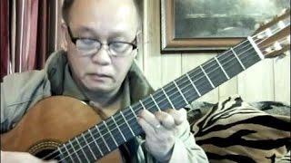 Xin Đừng Có Mùa Đông (Trúc Giang) - Guitar Cover
