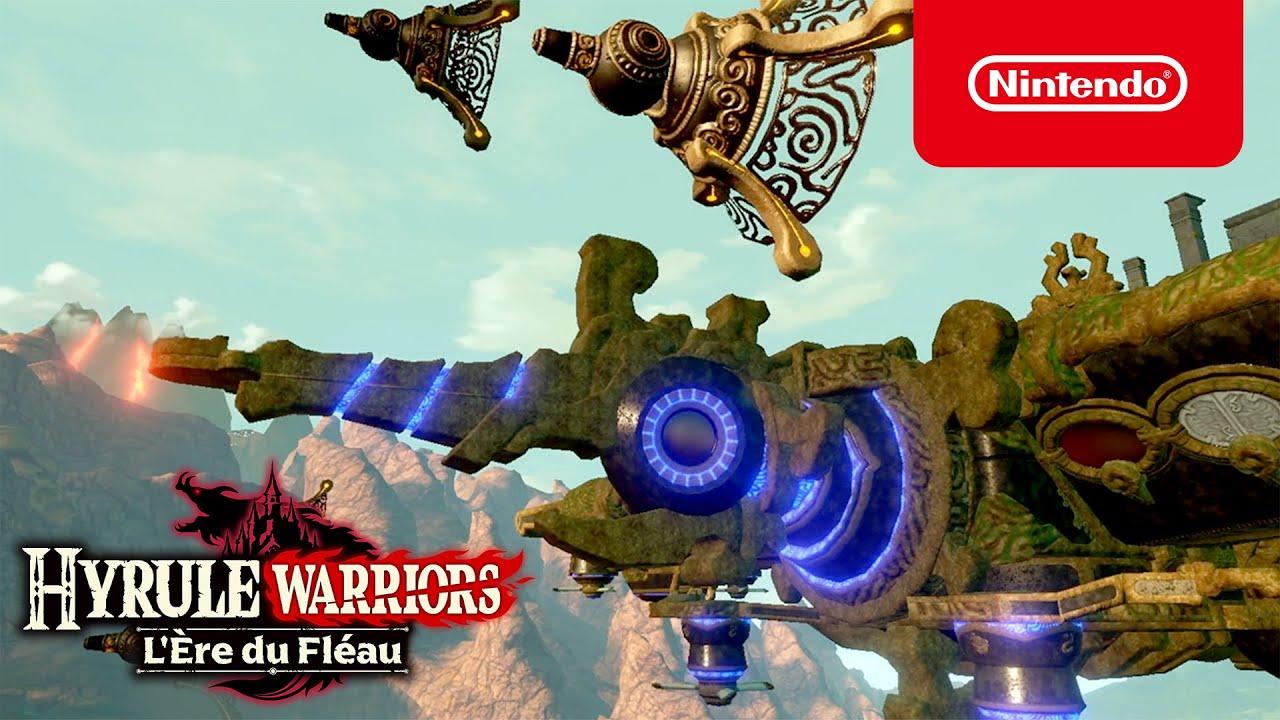 Hyrule Warriors L Ere Du Fleau Demo Gratuite Disponible Nintendo Switch Youtube