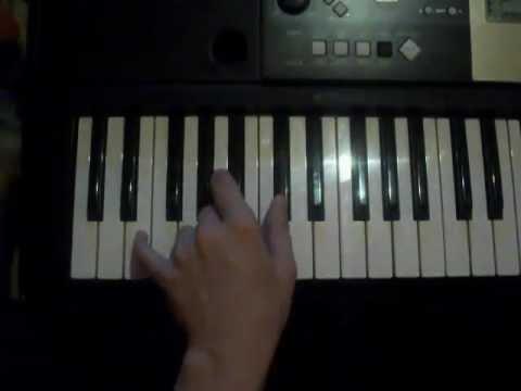 Canta la orga - Aurel Tamas - eu plangeam si tu radeai tutorial orga #5