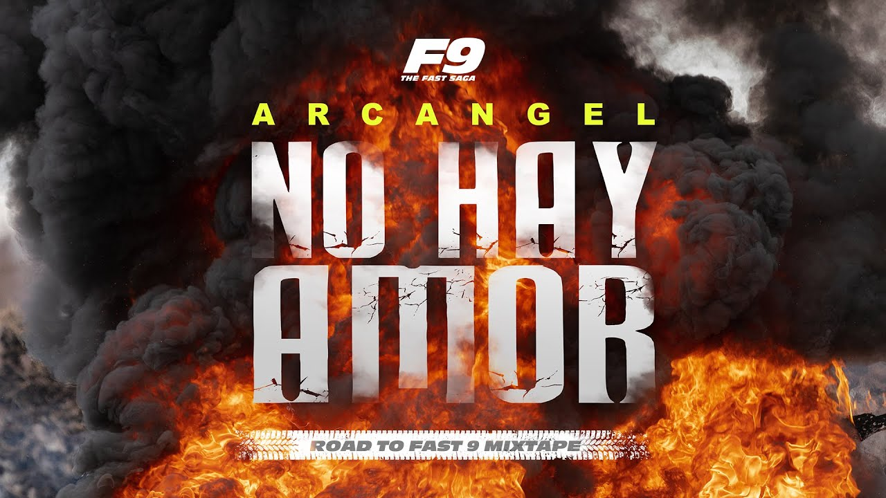 Arcangel - No Hay Amor (Video Oficial)