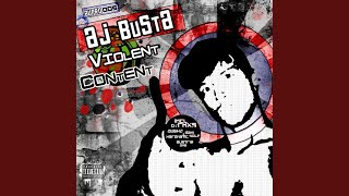 Gambar cover AJ Busta - Violent Content (Original Unrated)