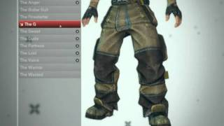 Brink Create Character and Weapons