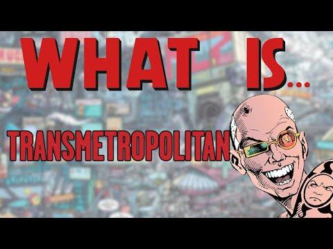 What Is... Transmetropolitan Vol. 1: Back on the Street