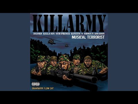 MUSICAL TERRORIST