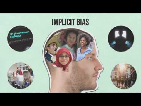 What is implicit bias against other races?