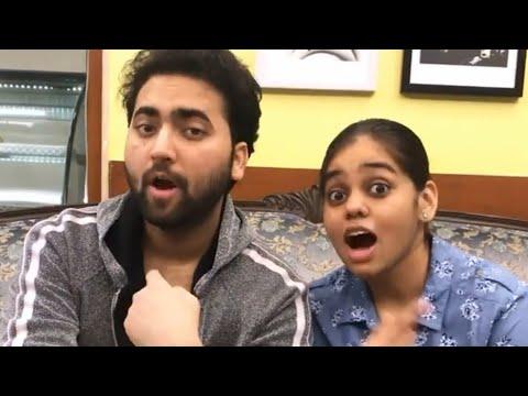 Mohd Danish and Sanmukh Priya Full Masti ? Indian idol 2020
