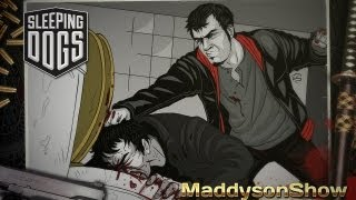 Maddyson обзор на Sleeping Dogs