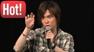 声優の鈴木達央さんとグラビアアイドルの秋山莉奈さんのトークです。 こ...