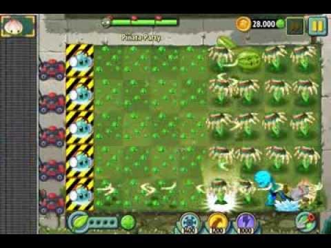 Plants vs. Zombies 2 - Piñata-Party (Iceberg Lettuce) [HQ]