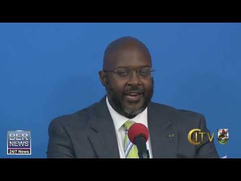 Govt On Bermuda Triangle Fishing Cooperative, Sept 30 2020