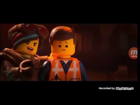 Катовасия похищает Люсю, Бетмана,Кису,Бени и Железную бороду. Лего фильм 2 (2019)