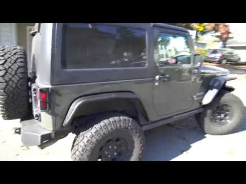 How To Easily Install Rear Fender Flares On A Jeep Jk Youtube