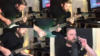In Flames - Morphing Into Primal (cover)