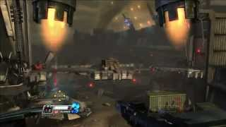 Playstation All Stars Battle Royal - Radec Level 3 super
