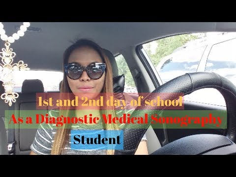 Back to School as a Diagnostic Medical Sonography Student