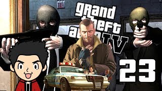 Grand Theft Auto IV: THE BEST MISSION EVER! - Episode 23