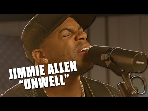 Billy The Kid - Jimmie Allen Covers Matchbox Twenty's Unwell and KILLS IT!!