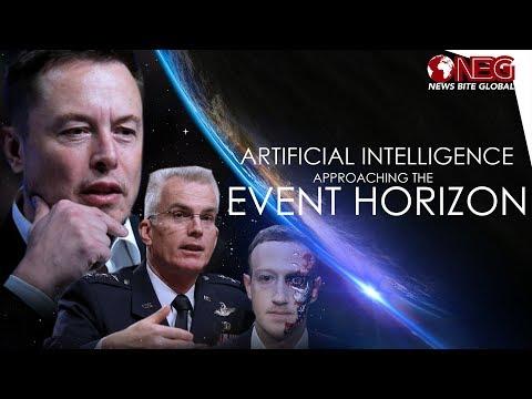 Artificial Intelligence - Approaching the Event Horizon - Elon Musk & General Paul Selva