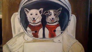 Белка и Стрелка - Звёздные собаки