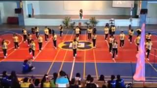 PSHS-SMC Intramurals 2015 Grade 8 Cheerdance