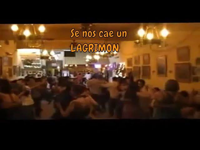 Se nos cae un lagrimón, Milonga Cochabamba 444 Tango en Buenos Aires 2010