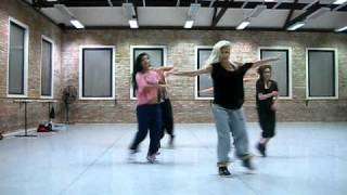 'born this way' lady gaga choreography by Jasmine Meakin (Mega Jam)