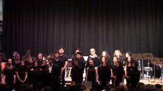 The Bronx High school  of Science Chorus