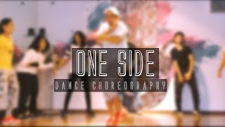 ONE SIDE - VIVIAN aka DIVINE  | DANCE CHOREOGRAPHY |  URBAN |