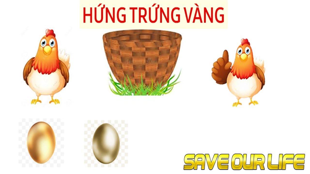 Hứng trứng vàng 2 – Catch the Gold Eggs 2