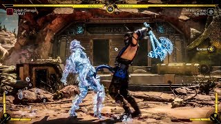 MORTAL KOMBAT 11 - Full Gameplay Reveal (2019)