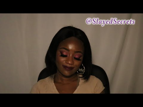 Brazilian Straight 4X4 Lace Front Bob Wig (8 Inches) ft. ATOZWIG | Slayed Secrets thumbnail